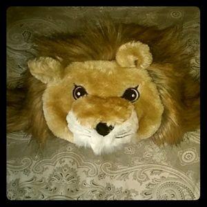 Other - Children's Place Faux Fur Lion Hat